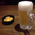 Chuugokutairikuryourisuisenkaku -  ビール