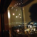 27745735 - 週末は結婚式場の花火が見れますよ!                       豪華な時、単発の時のきまずさがあります(笑)↑いづれも同じ式場で同じ時間帯なので