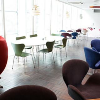 駅直結「COCON烏丸」内のアートなカフェ空間♪