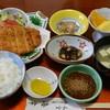 和食味処 海幸 - 料理写真:とんかつ定食