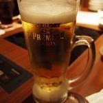さくらや -  プレミアムモルツで乾杯。