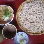 山桜 - 2014/5 おろしたぬきせいろ・中盛り