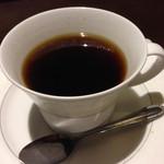 カフェ バイザウェイ - コーヒーです。