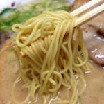 27751225 - この麺も柔になりにくい感じで普通の硬さでOK!!