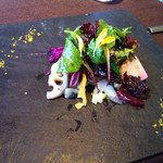 27751411 - 前菜のサラダ