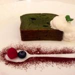 ザ・カステリアンルーム - 低糖質デザート様は可愛らしいお姿でオカラなどを練り込んでいるようです♡