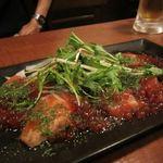 粋 -  鮭とイクラのカルパッチョ
