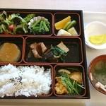 NTT東日本札幌病院 食堂 - ドック食