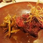 レストラン マノワ - 本日のジビエ ヒグマ