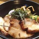 油濱 - 肉そば