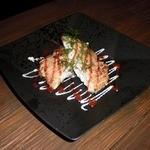 ZAP - 料理写真:[Meat]鶏のベーコンチーズ挟みパン粉焼き