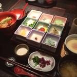27758625 - 豆腐オンパレードのランチ♪