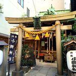 筑前屋 -  近所(でもないかな)にある小網神社