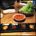 串の蔵 -  肉味噌と串焼きを付けて食べる味噌