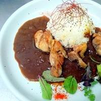 フラノダイニングカフェ -  チキンカリー 780円