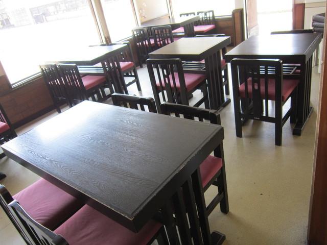 広栄堂 -  一年ぶりの席