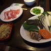 MKレストラン - 料理写真: ランチのMK鍋セット