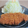 Yuutaku - 料理写真:ろーすかつ定食