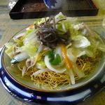 池田屋食堂 - 料理写真: 皿うどん