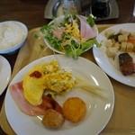 ホテル ルートイン -  (2014/4月)いただいてきた料理たち
