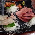 鈴幸 - 赤貝、ヒラメ、中トロ