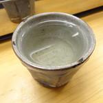 お茶の水 こえど - 酒の品揃えは福島だったので、チョウシに乗った