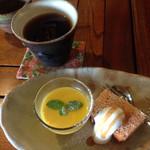 オリーブの木 - ランチデザート