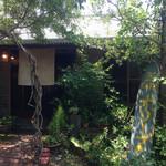オリーブの木 - 玄関