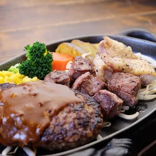 お肉や野菜など、食材へのこだわり