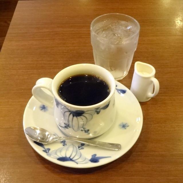 喫茶店 友路有 赤羽二号店 -  モーニングセットにつくコーヒー