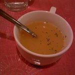ダルシャナ - Aランチ スープ