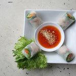 スパイスMARKET - 料理写真:生春巻き