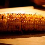 バル レフトバンク -  焼きトウモロコシ