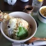 盛喜 -  天丼セット