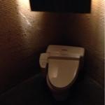 NAGUY BAR - トイレの中のトイレ