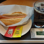 タリーズコーヒー -  ボールパークドッグプレーンセット:520円 (2014/5)