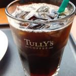 タリーズコーヒー -  アイスコーヒー (2014/5)