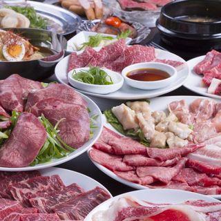 6月1日より、食べ放題2500円コースがスタート!!