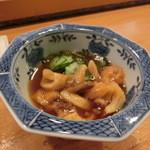 小判寿司 -  ほやの酢の物