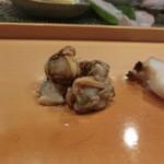 小判寿司 -  アサリ