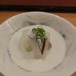 小判寿司 -  サヨリ
