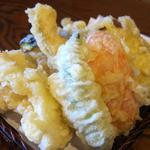 山一屋 - 野菜天ぷら