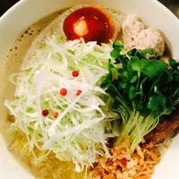 龍馬軒 -  鶏白湯麺