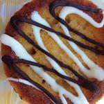 欧風ケーキ工房 かねもり - 料理写真:焼きドーナツ  キャラメルのアップ