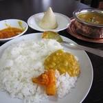 ウェルカムネパールレストラン -  ネパールのセット☆