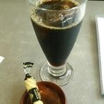27779523 - レギュラーアイスコーヒー370円