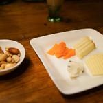 bar soundmarket - チーズ盛り合わせ