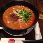 担々厨房 平家 -  担々麺800円 2014年5月