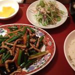 王ちゃんの中華 - ランチ