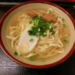 じょうとう食堂 -  沖縄そば(中)